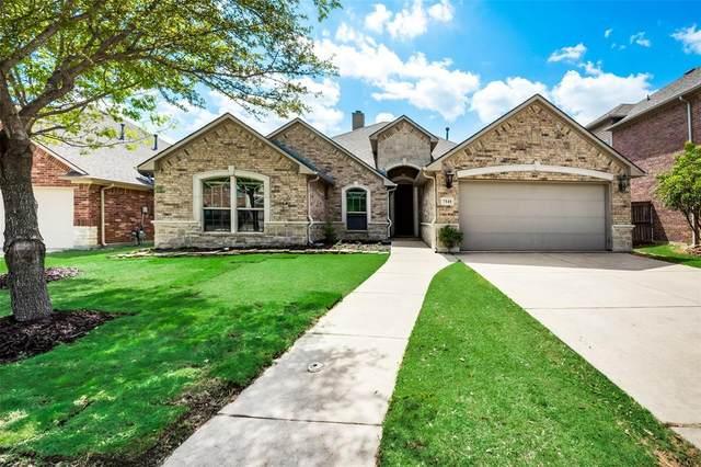 7141 Old Santa Fe Trail, Fort Worth, TX 76131 (MLS #14549478) :: The Chad Smith Team