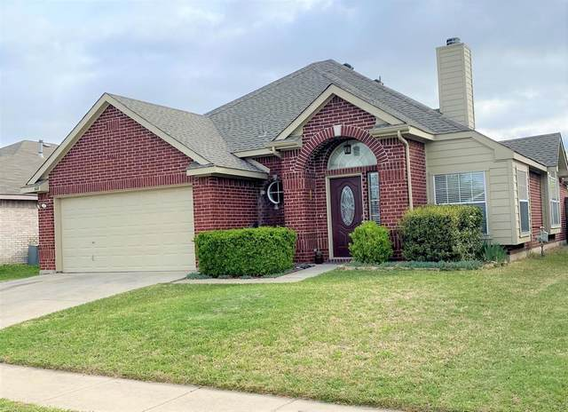660 Crystal Brook Drive, Saginaw, TX 76179 (MLS #14549501) :: Lyn L. Thomas Real Estate | Keller Williams Allen