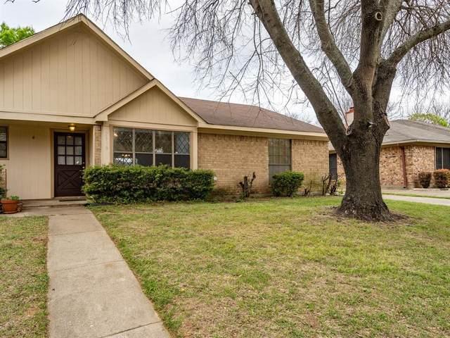 2919 Post Oak Drive, Euless, TX 76039 (MLS #14549524) :: Maegan Brest | Keller Williams Realty