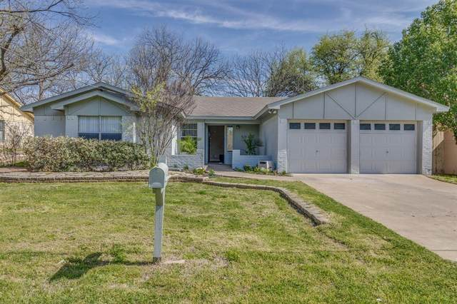504 Casas Del Norte Court, Granbury, TX 76049 (MLS #14549526) :: The Heyl Group at Keller Williams