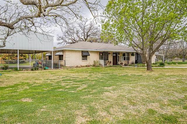 406 N Oak Lane, Tolar, TX 76476 (MLS #14549529) :: The Tierny Jordan Network