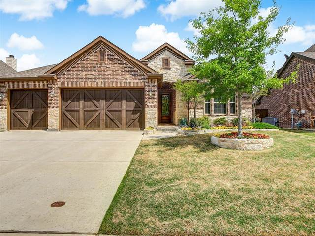 122 Shady Glen Drive, Hickory Creek, TX 75065 (MLS #14549561) :: Trinity Premier Properties