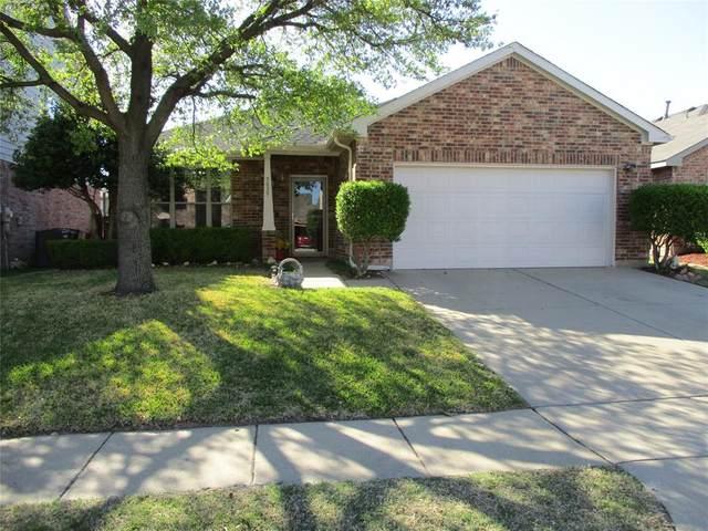 5829 Arena Circle, Fort Worth, TX 76179 (MLS #14549576) :: Maegan Brest | Keller Williams Realty