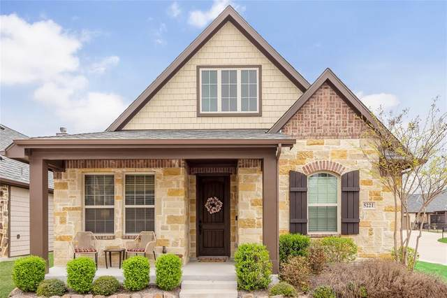 5221 Sutton Circle #5221, Mckinney, TX 75070 (MLS #14549580) :: Craig Properties Group