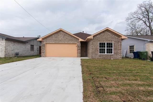 517 Parker Circle, Garland, TX 75040 (MLS #14549593) :: Results Property Group