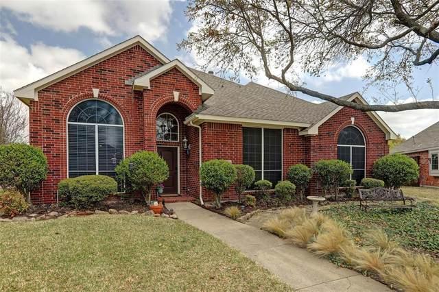 301 Napa Drive, Allen, TX 75013 (MLS #14549597) :: The Good Home Team