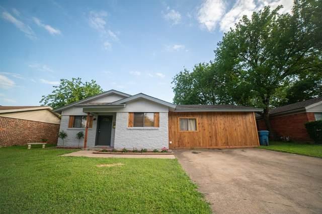 1640 Gill Street, Blue Mound, TX 76131 (MLS #14549615) :: The Daniel Team