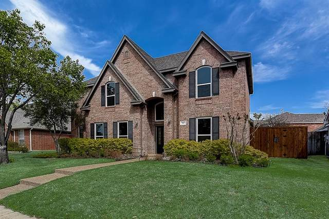 518 Gifford Drive, Coppell, TX 75019 (MLS #14549650) :: The Rhodes Team