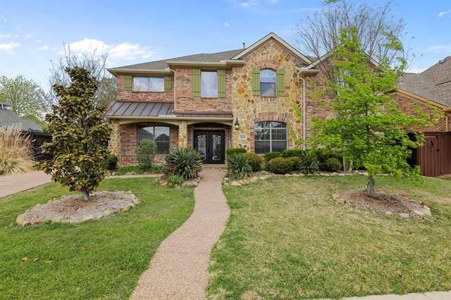 11846 Barrymore Drive, Frisco, TX 75035 (MLS #14549669) :: Craig Properties Group