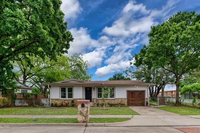 500 E Ellen Avenue, Hurst, TX 76053 (MLS #14549673) :: The Mauelshagen Group