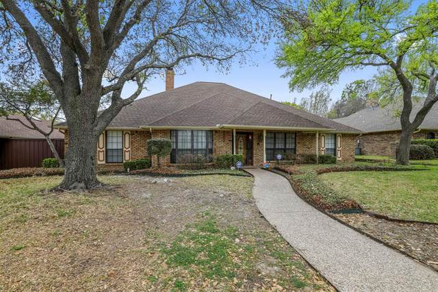 10022 Glen Canyon Drive, Dallas, TX 75243 (MLS #14549682) :: The Chad Smith Team