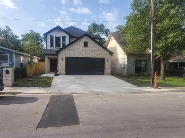 5421 Black Hawk Street, Dallas, TX 75212 (MLS #14549683) :: The Chad Smith Team