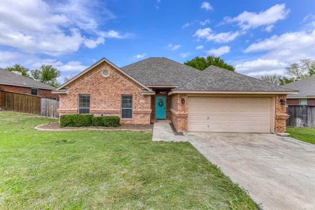504 Westgate Drive, Aledo, TX 76008 (MLS #14549695) :: The Hornburg Real Estate Group