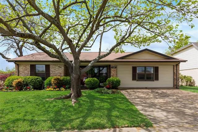 14801 Oakwood Lane, Balch Springs, TX 75180 (MLS #14549700) :: Lyn L. Thomas Real Estate | Keller Williams Allen