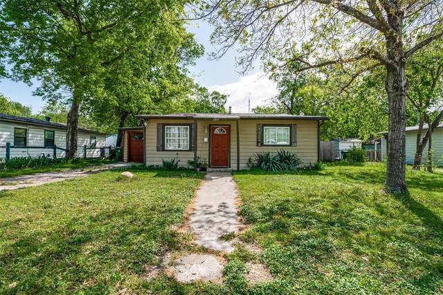 2814 Cedar Park Boulevard, Richland Hills, TX 76118 (MLS #14549720) :: Team Hodnett
