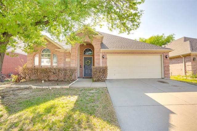 10201 Jessica Street, Fort Worth, TX 76244 (MLS #14549750) :: The Chad Smith Team