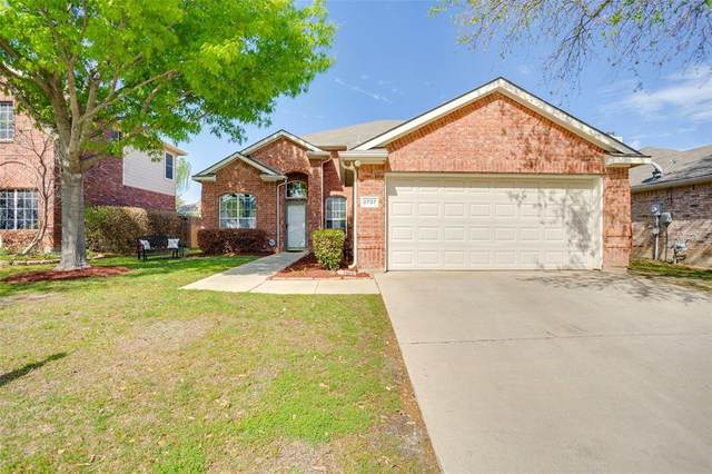 2737 Red Wolf Drive, Fort Worth, TX 76244 (MLS #14549767) :: The Chad Smith Team
