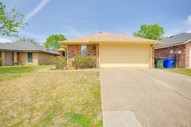 2031 Avignon Drive, Carrollton, TX 75007 (MLS #14549772) :: Team Tiller