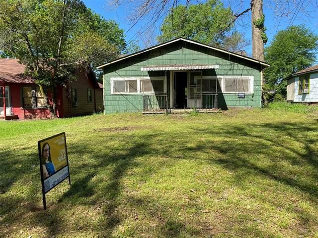 125 Fulton, Jacksonville, TX 75766 (MLS #14549799) :: Real Estate By Design