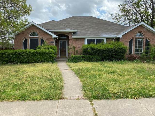 501 Vicki Lane, Wylie, TX 75098 (MLS #14549831) :: Hargrove Realty Group