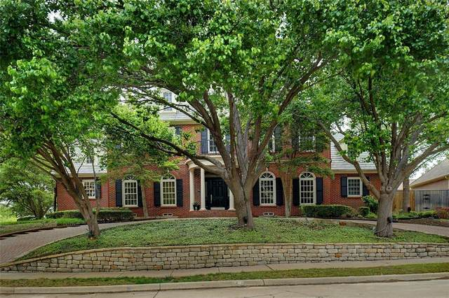 1717 Dowling Drive, Irving, TX 75038 (MLS #14549860) :: Wood Real Estate Group