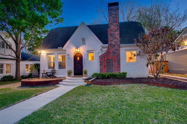 818 Thomasson Drive, Dallas, TX 75208 (MLS #14549919) :: The Chad Smith Team