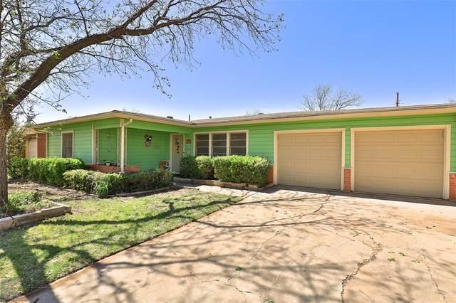410 Westview Drive, Abilene, TX 79603 (MLS #14549922) :: The Rhodes Team