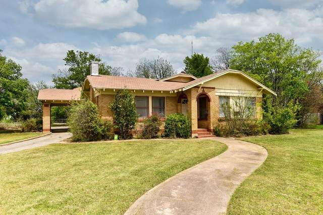 3501 Meadowbrook Drive, Fort Worth, TX 76103 (MLS #14549925) :: Real Estate By Design