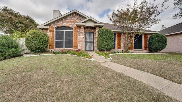 801 Applewood Drive, Cedar Hill, TX 75104 (MLS #14549931) :: The Hornburg Real Estate Group