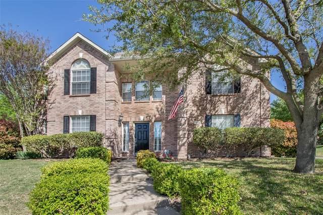 1953 Random Oaks Drive, Rockwall, TX 75087 (MLS #14549934) :: The Chad Smith Team