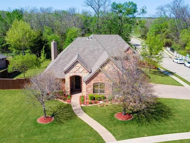 120 Timber Creek Court, Argyle, TX 76226 (MLS #14549942) :: Team Tiller
