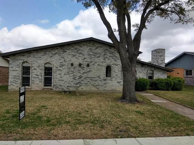 3127 Barton Road, Carrollton, TX 75007 (MLS #14549966) :: Team Tiller