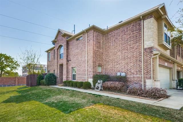 944 Wellington Drive, Lewisville, TX 75067 (MLS #14550013) :: Maegan Brest | Keller Williams Realty