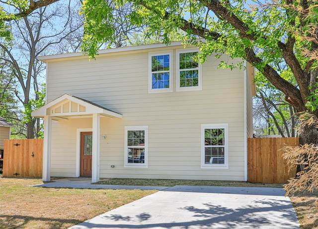 1006 Oneal, Gainesville, TX 76240 (MLS #14550076) :: Jones-Papadopoulos & Co