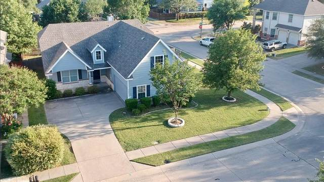 9741 Colonywood Drive, Mckinney, TX 75072 (MLS #14550088) :: The Chad Smith Team