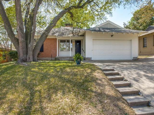 745 Kirkwood Drive, Dallas, TX 75218 (MLS #14550092) :: Feller Realty