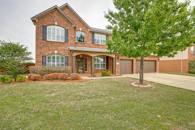 2117 Songbird Drive, Forney, TX 75126 (MLS #14550135) :: Results Property Group