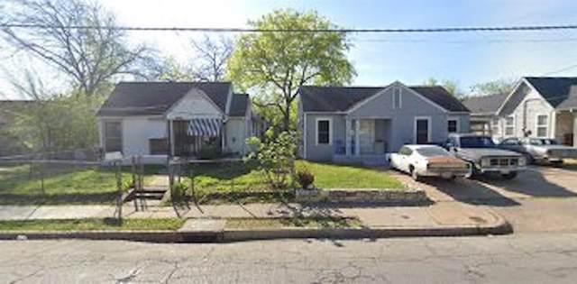 4322 Capitol Avenue, Dallas, TX 75204 (MLS #14550150) :: Real Estate By Design