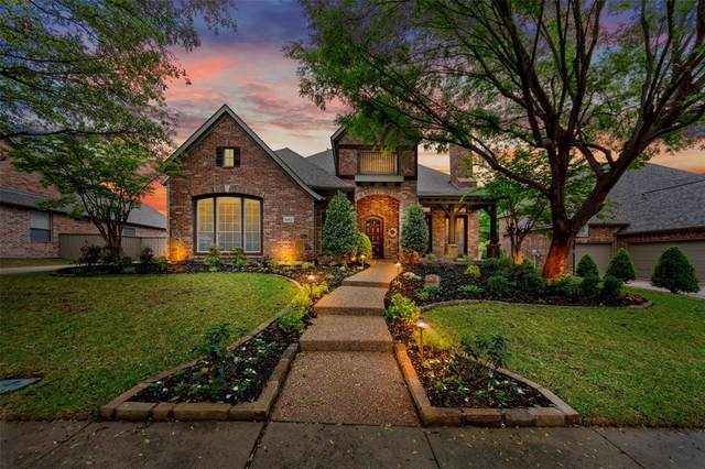 6912 Echo Canyon Drive, Mckinney, TX 75072 (MLS #14550156) :: Real Estate By Design