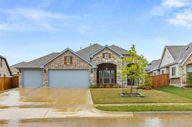1009 Sandy Hill Road, Burleson, TX 76028 (MLS #14550159) :: Wood Real Estate Group