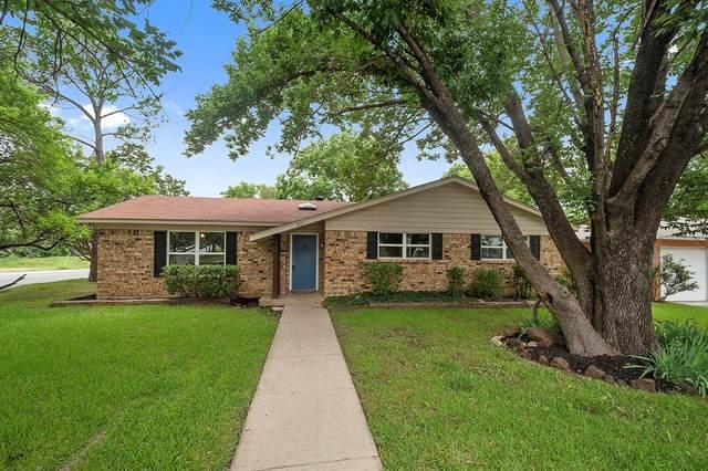 801 E Windsor Drive, Denton, TX 76209 (MLS #14550168) :: Craig Properties Group