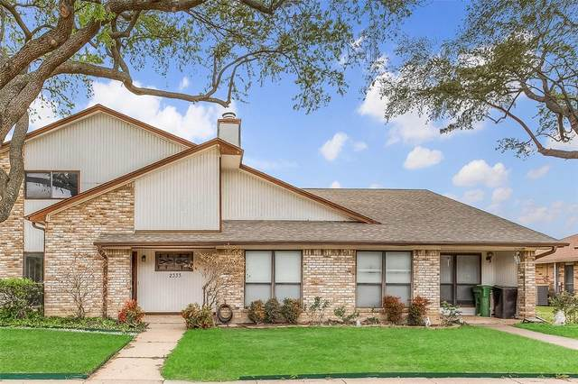 2333 Garden Park Court, Arlington, TX 76013 (MLS #14550194) :: Feller Realty