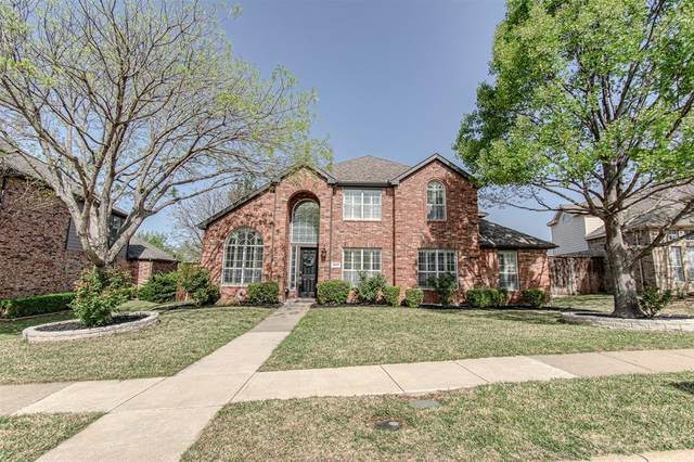 10477 Enchanted Meadow Drive, Frisco, TX 75033 (MLS #14550225) :: The Good Home Team