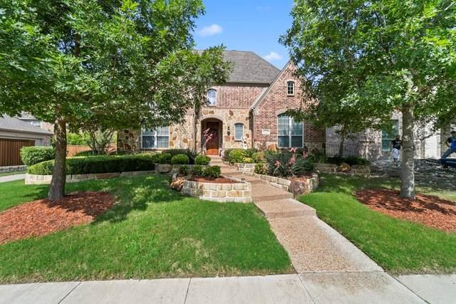 2109 Thornbury Lane, Allen, TX 75013 (MLS #14550238) :: Rafter H Realty