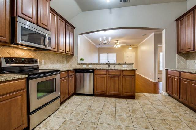 575 S Virginia Hills Drive #2104, Mckinney, TX 75072 (MLS #14550243) :: The Hornburg Real Estate Group