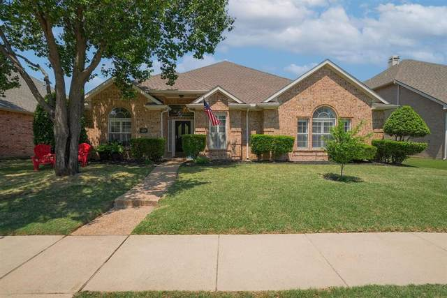 418 Waterview Drive, Coppell, TX 75019 (MLS #14550245) :: The Rhodes Team