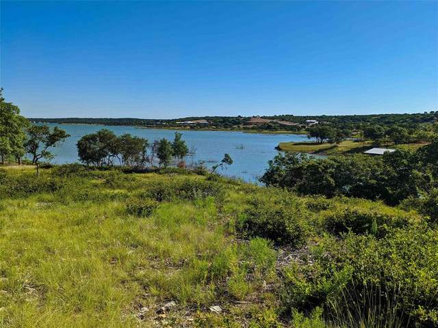 Lot 7 Hidden Shores Drive, Cisco, TX 76437 (MLS #14550267) :: The Chad Smith Team