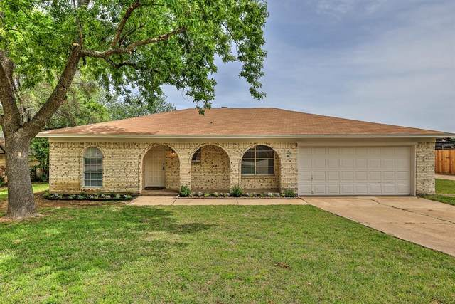 200 Lochness Lane, Benbrook, TX 76126 (MLS #14550301) :: Wood Real Estate Group