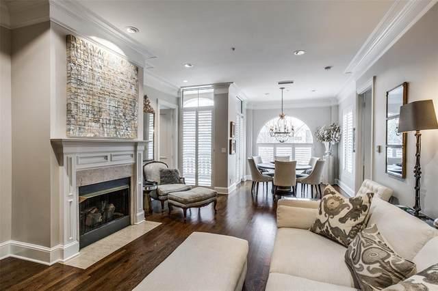 3535 Gillespie Street #208, Dallas, TX 75219 (MLS #14550330) :: Lyn L. Thomas Real Estate | Keller Williams Allen