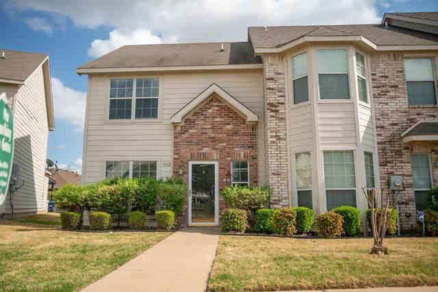 5612 Giddyup Lane, Fort Worth, TX 76179 (MLS #14550343) :: Maegan Brest | Keller Williams Realty